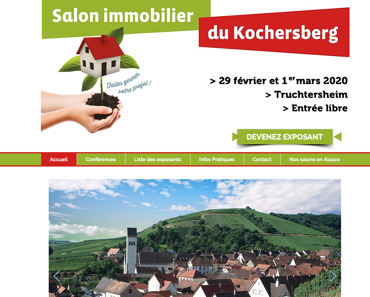 Salon Immobilier Kochersberg